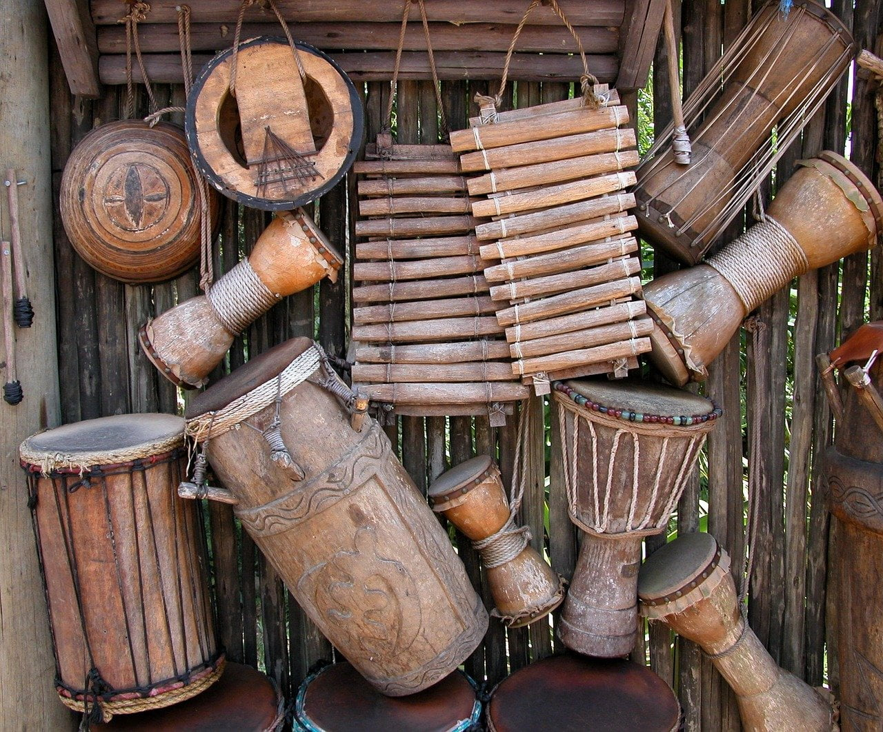 learn drums percussion