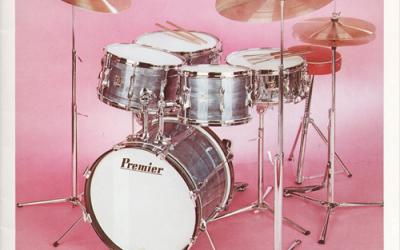 Vintage and Modern Drums