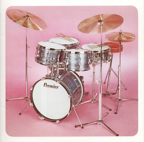 Vintage and Modern Drums