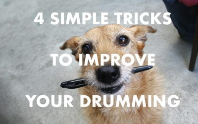4 Simple Tricks to Improve Your Drumming – FREE DOWNLOAD