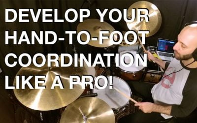 How to develop hand to foot Coordination