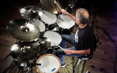 Soul Vaccination Drum Grooves: Snare Accents vs. Ghost Notes Workshop