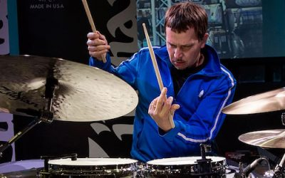 Keith Carlock Lick-Inspired Groove Drum Lesson
