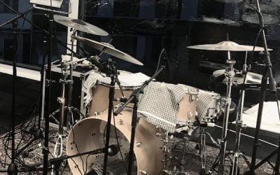 Drum Beats Online: Massive, Wide Open Snare