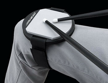 christmas gifts for drummers ahead strap on practice pad